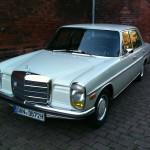 Historischer Mercedes